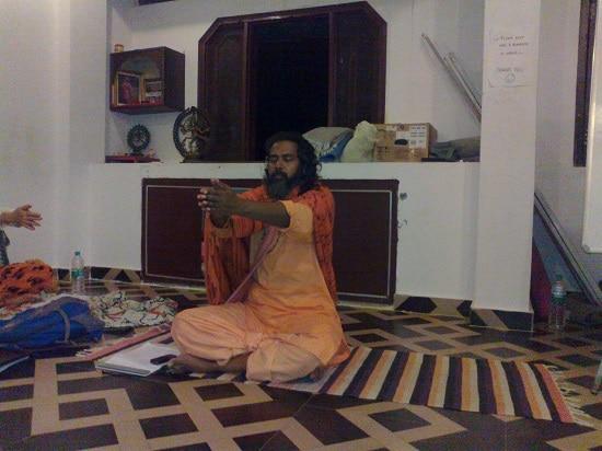 Swami Atma -Meditation